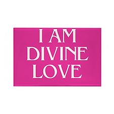 I Am Divine Love Magnet
