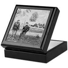 Cute Civil Keepsake Box