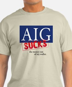 AIG Sucks T-Shirt
