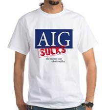 AIG Sucks Shirt