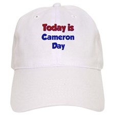 Today Is Cameron Day Baseball Cap