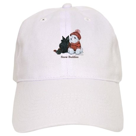 Scottish and Westhighland Terriers Cap