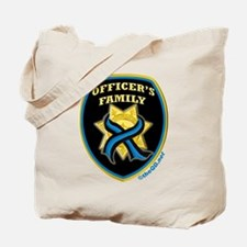 ThinBlueLine Officer's Family Tote Bag