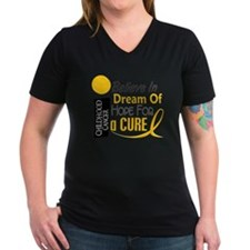 BELIEVE DREAM HOPE Child Cancer Shirt