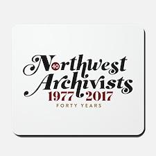 Northwest Archivists Mousepad