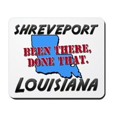 shreveport louisiana - been there, done that Mouse