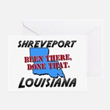 shreveport louisiana - been there, done that Greet