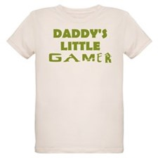 Daddy's Little Gamer T-Shirt