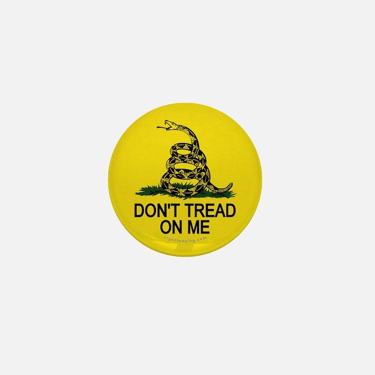 Don't Tread on Me Mini Button