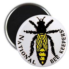 National Bee Keepers Magnet