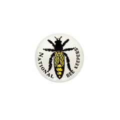 National Bee Keepers Mini Button