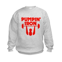 Pumpin' Iron Sweatshirt