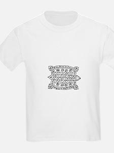 Yantra Tattoo 17 T-Shirt