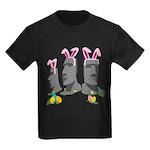 Easter Island Kids Dark T-Shirt