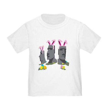 Easter Island Toddler T-Shirt