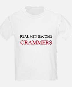 Real Men Become Crammers T-Shirt