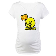Give Peace a Chance Maternity T-Shirt