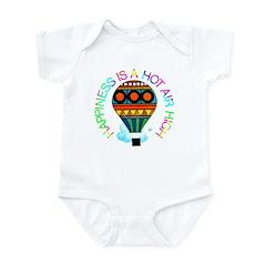 Hot Air High Infant Bodysuit