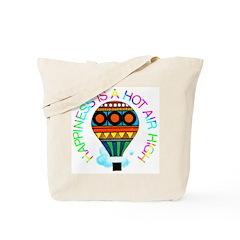 Hot Air High Tote Bag