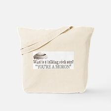 Talking Rock Tote Bag