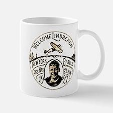 Welcome Lindbergh Mug