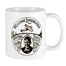 Welcome Lindbergh Mug