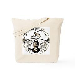 Welcome Lindbergh Tote Bag