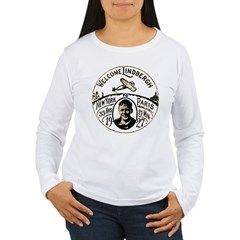 Welcome Lindbergh Women's Long Sleeve T-Shirt