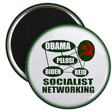 Socialist Networking Magnet