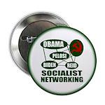 "Socialist Networking 2.25"" Button"