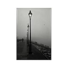 Fog over the Moonwalk Rectangle Magnet (10 pack)