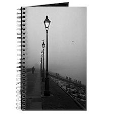 Fog over the Moonwalk Journal