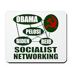 Socialist Networking Mousepad