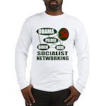 Socialist Networking Long Sleeve T-Shirt