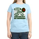 Socialist Networking Women's Light T-Shirt