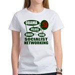Socialist Networking Women's T-Shirt