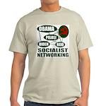 Socialist Networking Light T-Shirt