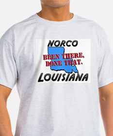 norco louisiana - been there, done that T-Shirt