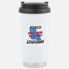 norco louisiana - been there, done that Stainless