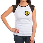 Old School Griffin Women's Cap Sleeve T-Shirt