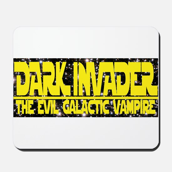 Dark Invader Mousepad