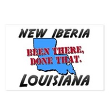 new iberia louisiana - been there, done that Postc