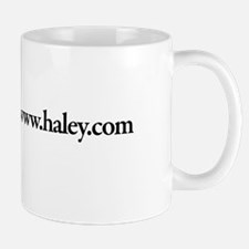 www.Haley.com Small Mugs