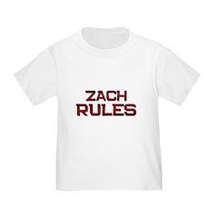 zach rules T