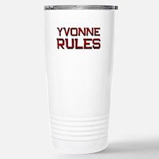 yvonne rules Travel Mug