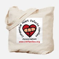 """""""Fighting the #1 birth defect Tote Bag"""