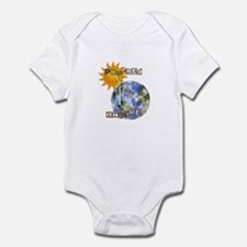 Powered By Nature Infant Bodysuit