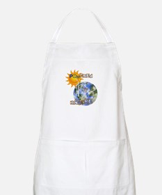 Powered By Nature BBQ Apron