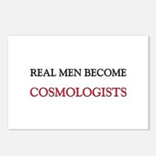 Real Men Become Cosmologists Postcards (Package of