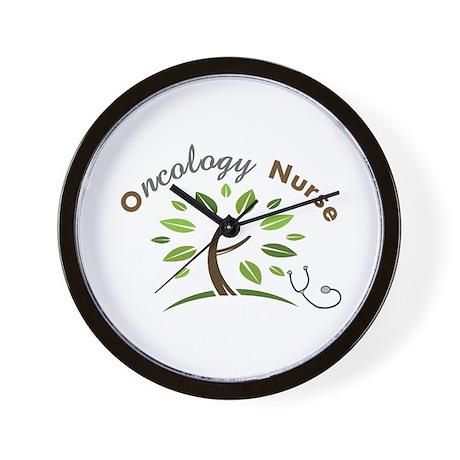 Oncology Nurse Wall Clock